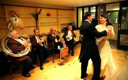 Jazz bands, Live music for your jazz themed wedding entertainment idea