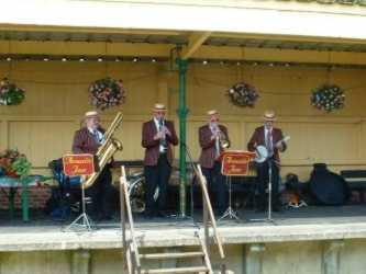 Dixieland Jazz Party Entertainment